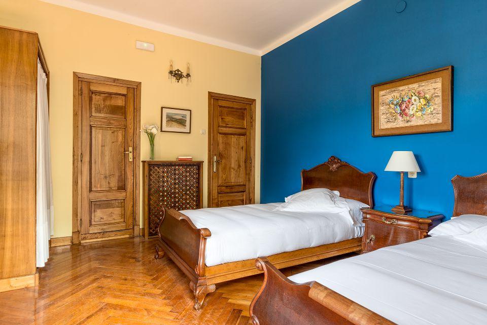 Habitación de dos camas separadas